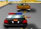 لعبة مطاردة السيارات الهاربة
