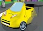 لعبة السيارة العجيبة