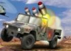 لعبة سيارات حربية قتالية