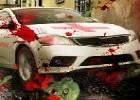 لعبة سيارات قتال الزومبى 2