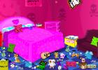 لعبة تنظيف غرفة نوم الاميرة
