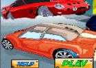 لعبة سيارات تحطيم السيارات