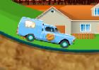 لعبة سيارات نقل للاطفال
