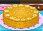 لعبة طبخ كيكة الموز