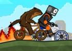 لعبة بطولة سباق الدراجات
