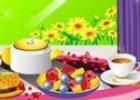 العاب ديكور طاولة الطعام