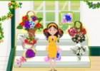 لعبة بوتيك الورود