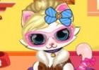 لعبة تلبيس القطة الصغيرة 2