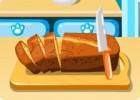العاب طبخ الخبز مع اليقطين