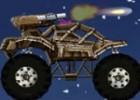 العاب سيارة شرطة القمر