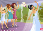 العاب تلبيس العروسة وصديقاتها 2014