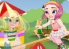 لعبة تلبيس البنت و صديقتها الخيالية
