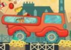 العاب شاحنة البيتزا