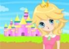 لعبة تلبيس اميرة القصر الصغيرة