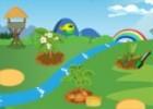 لعبة مزرعة الخضروات